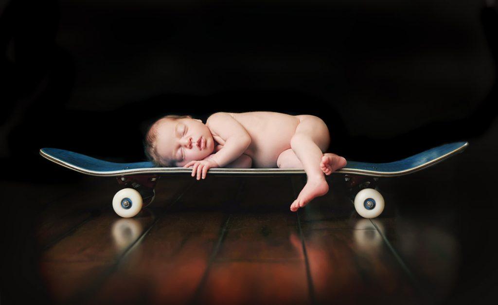 newborn baby props